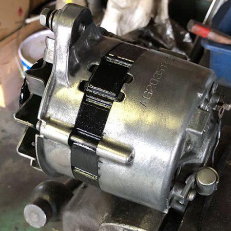 10A型ロータリーエンジンOH7(オルタネーターOH完了)